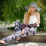 Spodnie haremki – jak dobrać krój, byzatuszować mankamenty sylwetki?