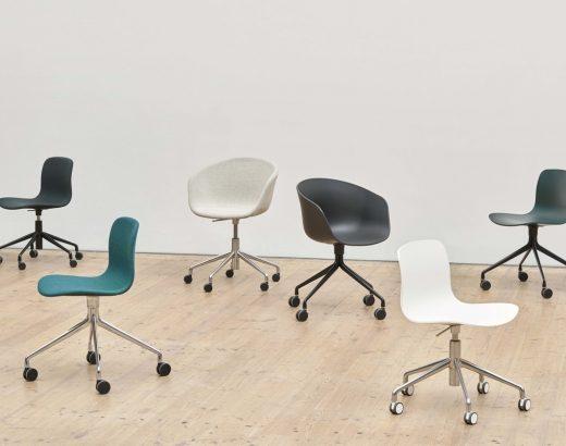 Krzesło Hay – wykorzystaj je wswoim biurze